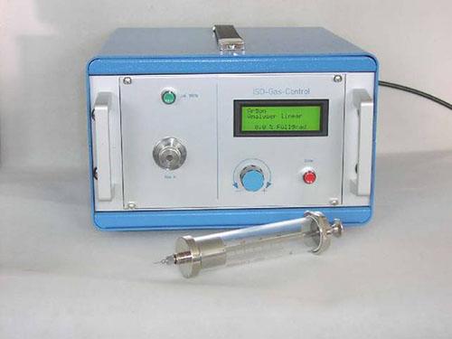 惰性气体浓度测量仪