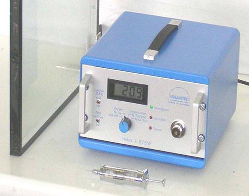 德惰性气体分析仪