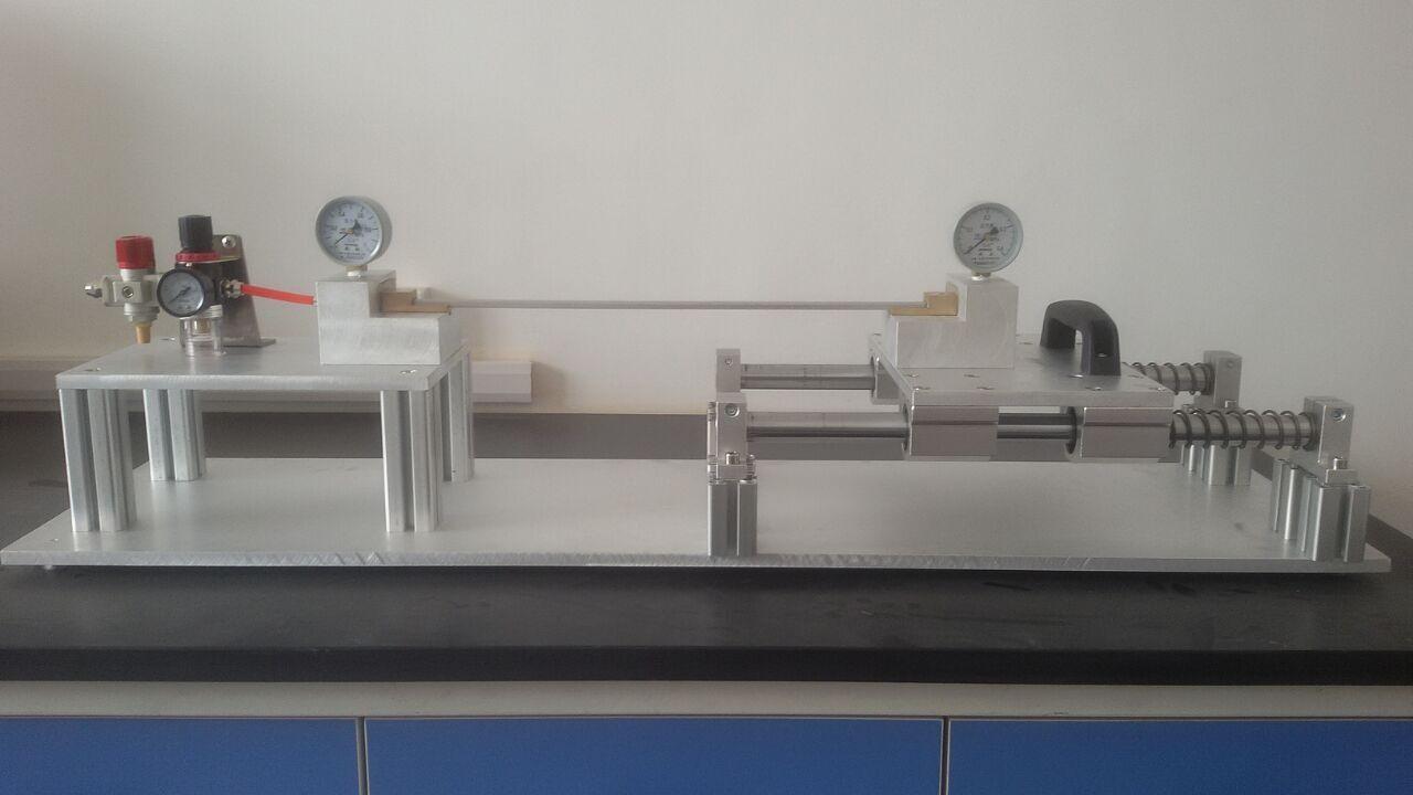 中空玻璃间隔条气孔通透性检测仪